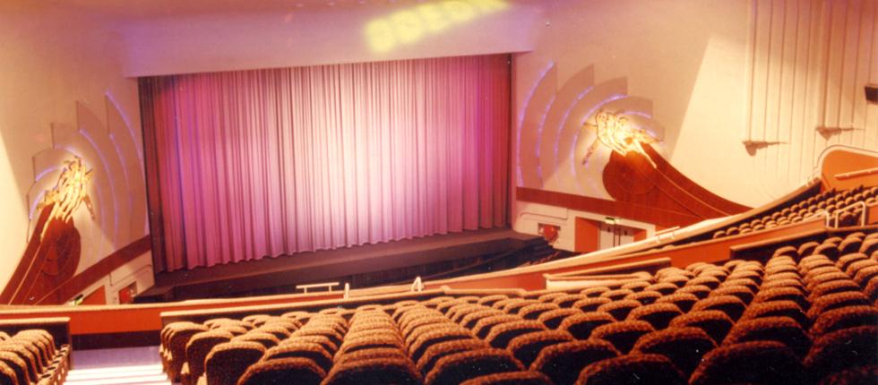 Κατεύθυνση Θεάτρου Κινηματογράφου